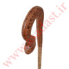عصای مار افعی چوب گلابی