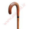 عصای دسته سنتی مالنیا مدل آلمانی