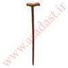 عصای ریز برگ چوب بادام