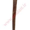 عصای چوب طبیعی بارلین چوب ازگیل