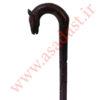 عصای قدمت دار کلکسیونی پگاسوس طرح اسب