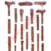 عصای میراث فرهنگی منبت کاری چوب عناب داستان شراب عشق
